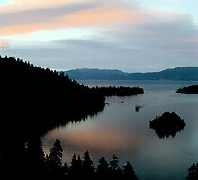 Lake Tahoe by janskorb
