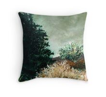 Hawthorn Throw Pillow