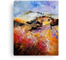 provence south of france 56 Canvas Print