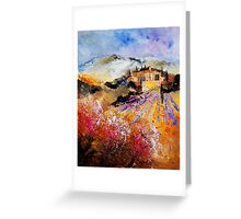 provence south of france 56 Greeting Card