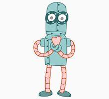 Robot Valentine Unisex T-Shirt