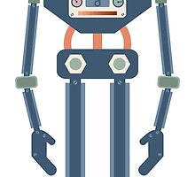Hydraulic Robot by pounddesigns
