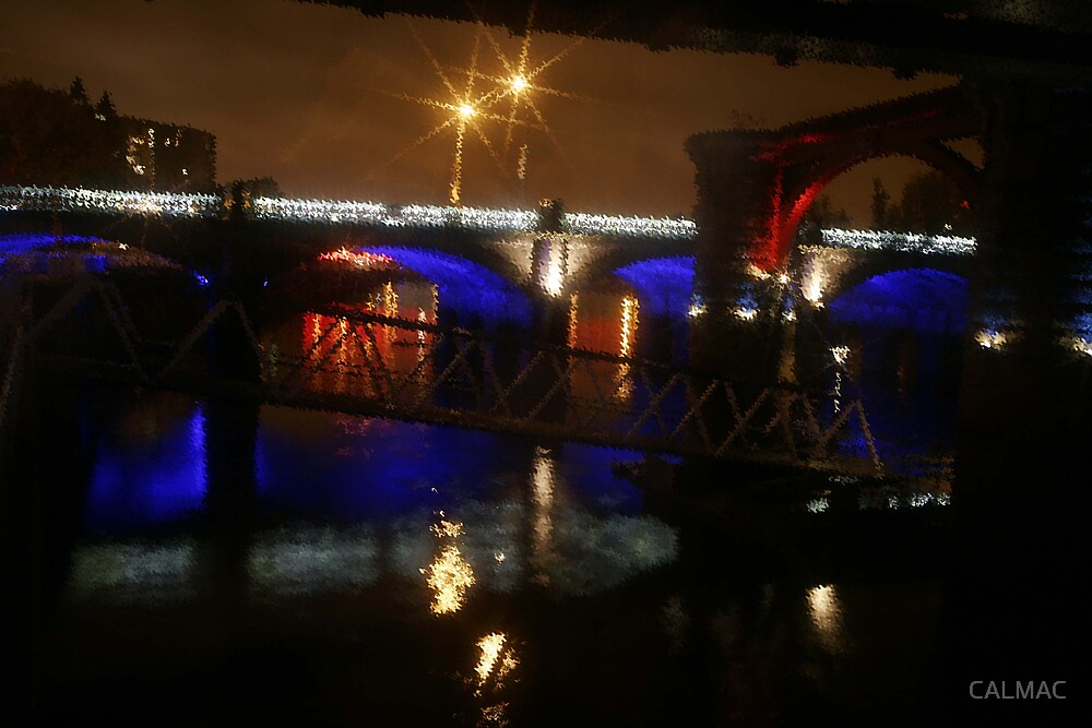Clyde by night by CALMAC