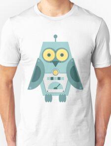 Owl Robot Unisex T-Shirt