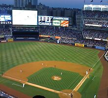 Yankee Stadium by Kalileu