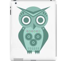 Owl Robot #2 iPad Case/Skin