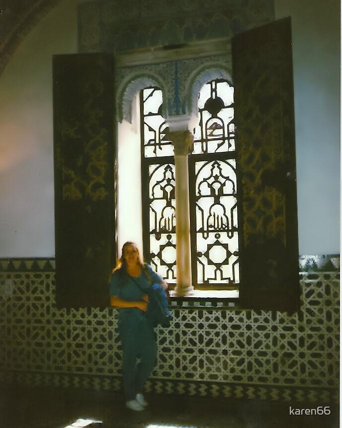 Karyn By Spanish Window by karen66