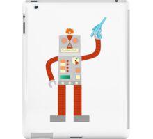 Raygun Robot Invasion iPad Case/Skin