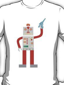Raygun Robot Invasion T-Shirt