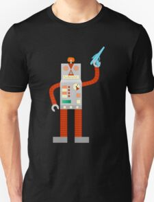 Raygun Robot Invasion T-Shirt