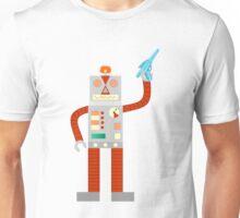 Raygun Robot Invasion Unisex T-Shirt