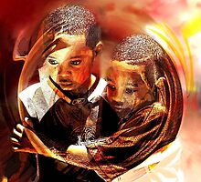Brothers 2 by LeeAnn Alexander