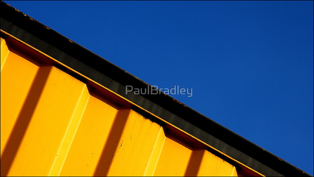 Abstract - Metalwork by PaulBradley