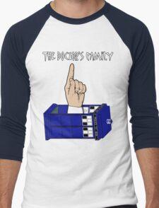 The Doctor's Family Men's Baseball ¾ T-Shirt