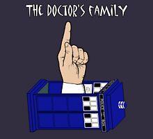 The Doctor's Family Unisex T-Shirt