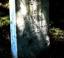 Lee Marvin by Karl187