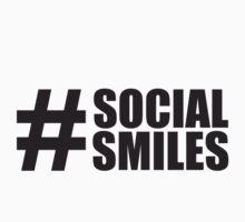 #SOCIALSMILES 002 - PLATFORM58 T-Shirt