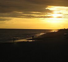 Sunset in Puerta Villarta by hleigh0416