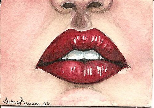 LIPS by artwoman3571
