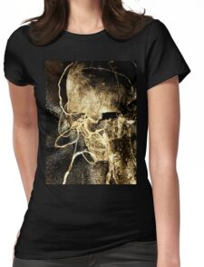 Mental Monsters pt1 Womens Fitted T-Shirt