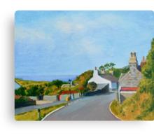 Cregneash Heritage Village, Isle of Man Metal Print