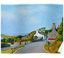 Cregneash Heritage Village, Isle of Man Poster