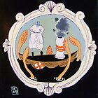 Seaman's Voyage by emma klingbeil