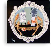 Seaman's Voyage Canvas Print