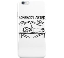 Michelangelo Somebody Arted iPhone Case/Skin