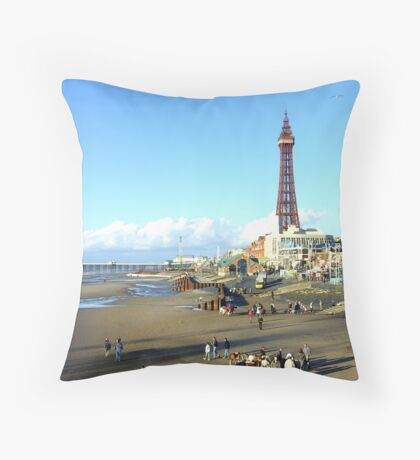 Blackpool Throw Pillow