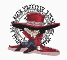 Alucard Hellsing Kids Clothes
