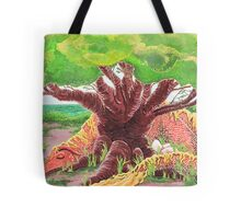 Mother Dragon Tote Bag
