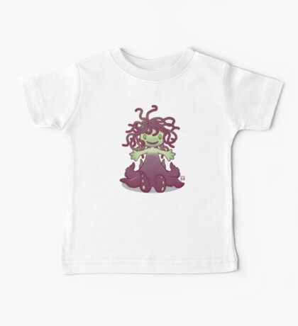 Little Sea Monster Baby Tee