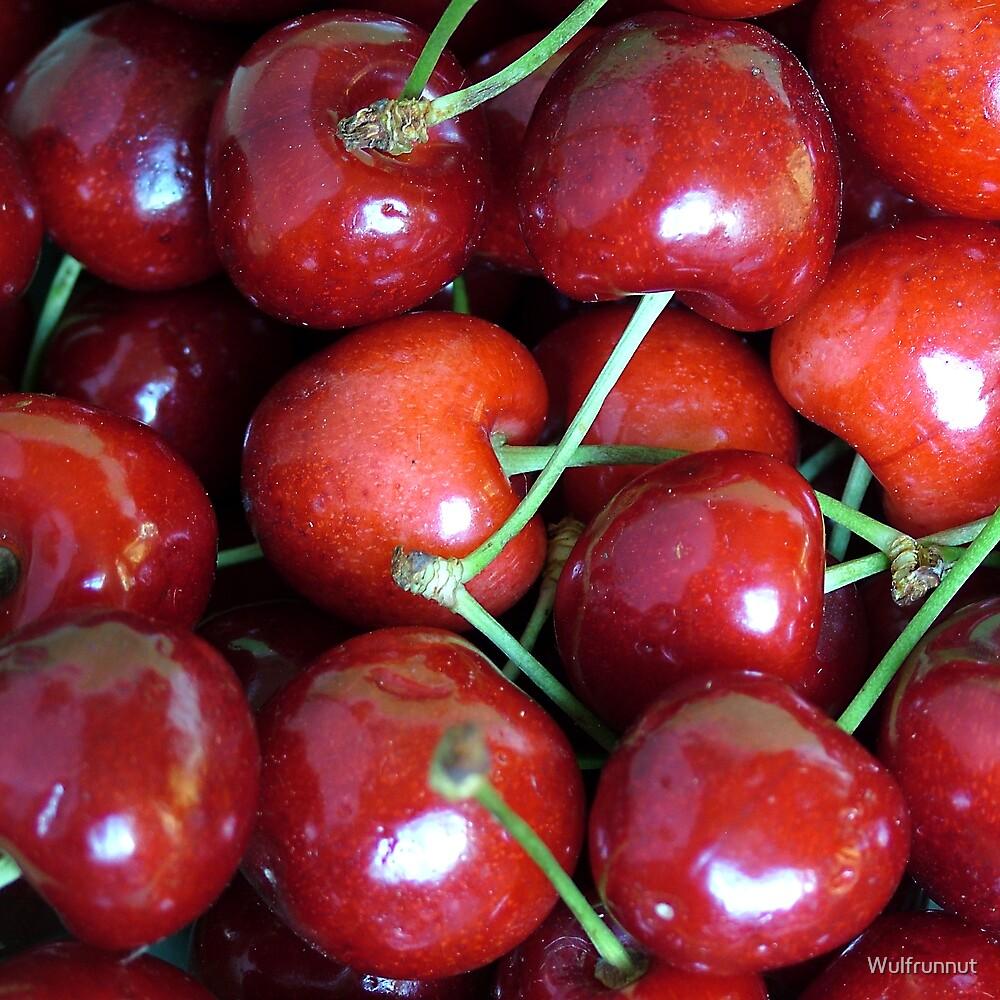 Cherry Red by Wulfrunnut