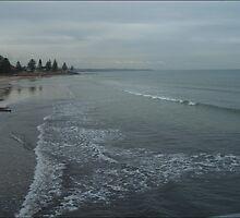 Glenelg Beach II by Skye Davidson