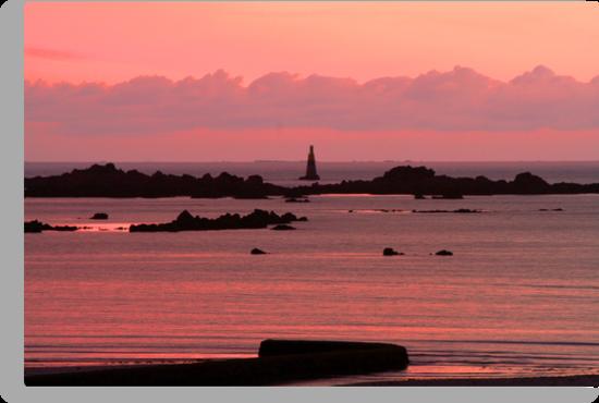 Pink Horizon by Nicholas Averre