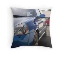 Auto Glym Throw Pillow