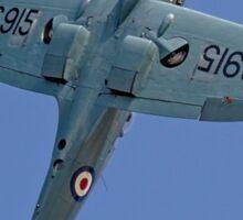 "Supermarine Spitfire PR.XIX PS915 ""The Last"" Sticker"