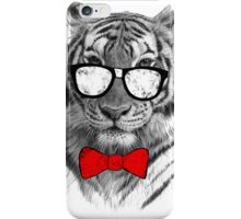 Be Tiger Smart iPhone Case/Skin