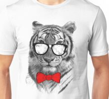Be Tiger Smart Unisex T-Shirt