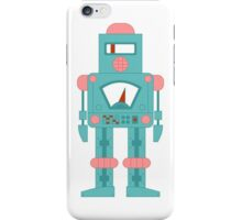 Siren Robot iPhone Case/Skin