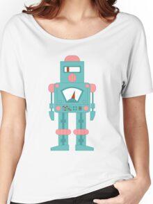 Siren Robot Women's Relaxed Fit T-Shirt