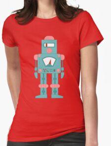 Siren Robot Womens Fitted T-Shirt