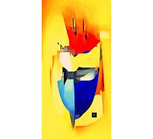 Abstract Series IV Photographic Print
