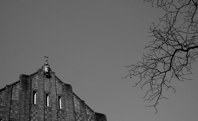 Catholic School by Jonathan Russell