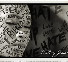 Love Hate Friendship by L Roy Jetson