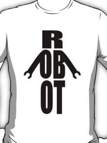 Word Robot T-Shirt