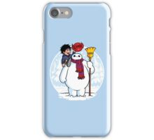 Inflatable Snowman iPhone Case/Skin