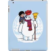 Inflatable Snowman iPad Case/Skin