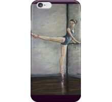Dance is the hidden language of the soul iPhone Case/Skin